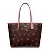 กระเป๋า COACH F31995 REVERSIBLE CITY TOTE WITH BABY BOUQUET PRINT (IMFCG) [MCF31995IMFCG]