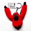 พวงกุญแจ Kipling Monkeyclip M(10) - Poppy Red [MCK1647914B]
