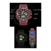 Smael นาฬิกาข้อมือผู้ชาย Sport Digital & Analog Multiple Function Display รุ่น SM1376
