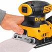 DEWALT เครื่องขัดกระดาษทราบแบบเหลี่ยม1/4 DWE6411-B1 230วัตต์