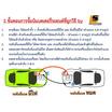 LEOMAX ชุดกระเป๋าอุปกรณ์ฉุกเฉิน สำหรับติดรถยนต์