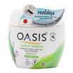 Oasis โอเอซิส เจลไล่ยุง กลิ่นไลฟ์ลี่ กรีน 180 กรัม