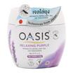 Oasis โอเอซิส เจลไล่ยุง กลิ่นรีแลกซ์ซิ่ง เพอเพิ้ล 180 กรัม