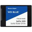 """WD SSD Blue 2.5"""" 7mm SATA 3(6GB/S) 1 TB (WDS100T2B0A)"""