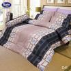 Satin ผ้าปูที่นอน ลาย D41
