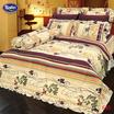 Satin ผ้าปูที่นอน5ฟุต5ชิ้น 645