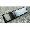 KURUMA กระจกตัดแสงตรง รุ่น CRYSTAL ฐานสีดำ