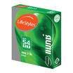 LifeStyles Maxx ถุงยางอนามัยรุ่นแมกซ์ แพ็ค 2 กล่อง