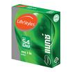 LifeStyles Maxx ถุงยางอนามัยรุ่นแมกซ์ แพ็ค 4 กล่อง