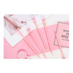 GLORIOUS ปากกาเจล Pink Pig หมูสีชมพู คละแบบ (กล่อง 40 ด้าม)