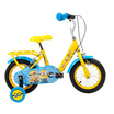 LA Bicycle จักรยานเด็ก Minions Bike Girl 12 นิ้ว Yellow