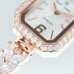 Royal Crown นาฬิกา รุ่น Pink Gold
