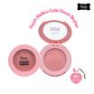 KMA Peach Mellow Cutie Cheek Blusher #P1 Peach Pearl โทนชมพูอ่อน