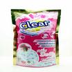 Clear เคลียร์ น้ำยาซักผ้า กลิ่นดอลลี่ 790 มล. x 18 ถุง (ยกลัง)