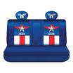 หุ้มเบาะหลัง PVC/Captain America