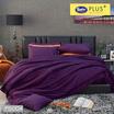 Satin Plus ผ้าปูที่นอน PS004 Amethyst