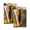 GOLDEN LEGS ถุงน่องเชียร์ซัพพอร์ท Sheer without Fear สีดำ รุ่น NSG-GSHEER-08F Pack 2 คู่