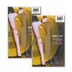 GOLDEN LEGS ถุงน่องเชียร์ซัพพอร์ท Sheer without Fear สีเนื้อน้ำตาลแดง รุ่น NSG-GSHEER-28F Pack 2 คู่