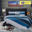 Satin Plus ชุดผ้าปูที่นอน+นวม PP005