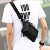 Osaka กระเป๋าหนัง PU คาดอก สะพายไหล่ผู้ชาย รุ่น NG383