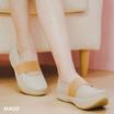 MAGO รุ่น MALYN II สีครีม รองเท้าสุขภาพ