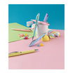 Pelikan ปากกาลูกลื่น Jazz Pastel Limelight (แถมฟรี! ซองผ้าสักหลาด)