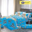 Satin Plus ชุดผ้าปูที่นอน Tom & Jerry PL009