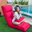 เก้าอี้นั่งพื้น รุ่น อีลีแกน สีแดง