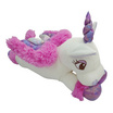 Unicorn ตุ๊กตาม้ายูนิคอร์นหมอบ สีม่วง 20 นิ้ว