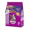 Whiskas อาหารแมว รสปลาทู 3 กก.