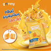 Grinny Cream Filled Bite Cheddar Cheese Flavored 30g/ 6 bags