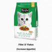 Kit Cat อาหารแมว สูตร Fillet 'O' Flakes ขนาด 5 กิโล