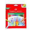 Faber-Castell ดินสอสีไม้ 24 สี ด้ามสามเหลี่ยม