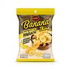 แน็คเก็ต กล้วยกรอบแผ่นบาง รสหวาน 33 กรัม แพ็ก 6 ถุง