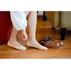 ActYoung 3D Arch Support Cushion ถุงเท้าเสริมแผ่นรองอุ้งเท้ากันกระแทก สีเนื้อ, FreeSize
