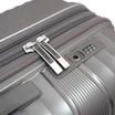 Romar Polo Plus กระเป๋าเดินทาง ขนาด 29 นิ้ว 4 ล้อคู่ รุ่น 8829 (สีเทา)