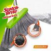 สก๊อตช์-ไบรต์ ชุดไม้กวาดและที่โกยผงพร้อมหวีสางสิ่งสกปรก