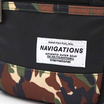 Romar Polo Plus กระเป๋าคาดอก Collection : Navigation รุ่น 9924 (สีดำ)