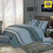 Satin ผ้าปูที่นอน  ลาย D111