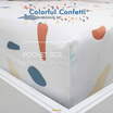 Aena ชุดเครื่องนอน Colorful Confetti 5 ฟุต