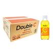 ดับเบิ้ลซี รสส้มและเลมอน 160 มล. (ยกลัง 30 ขวด)