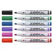 STABILO Plan 641 ปากกาไวท์บอร์ด หัวกลม (แพ็ค6ด้าม)