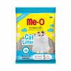 มีโอ ทรายแมว 5 ลิตร กลิ่นธรรมชาติ