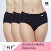 กางเกงในวาโก้ DearHip Shorts Set 3 ชิ้น รุ่น WU3687 สีดำ
