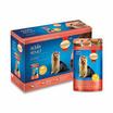 สมาร์ทฮาร์ท อาหารสุนัขเปียก รสแซลมอน 130ก. 1แพ็ก (12ซอง)