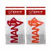 Robin ป้ายอะคริลิค MAN ขนาด 14.3x9.6 ซม. (แพ็ค2ชิ้น)