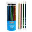 ดินสอไม้ HB-6201 YOYA (แพ็ก50แท่ง)
