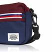 AMERICAN TOURISTER กระเป๋าเป้สะพายข้าง รุ่น BLAKE UTILITY BAG สี WINE/NAVY