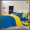 Satin Plus Lucky Me ชุดผ้าปูที่นอน + ผ้านวม LK001