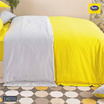 Satin Plus Lucky Me ชุดผ้าปูที่นอน + ผ้านวม LK010